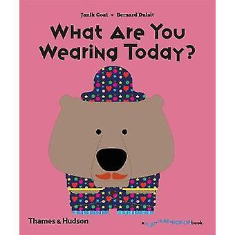 Was trägst du heute? von Janik Coat - 9780500651438 Buch