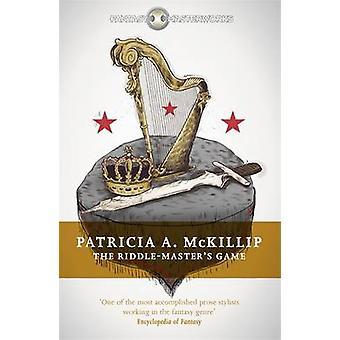 Jogo do enigma-mestre pela Patricia A. McKillip - 9781473212022 livro