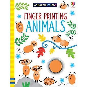 Palec druk zwierząt przez palec druk zwierząt - 9781474947688 Bo