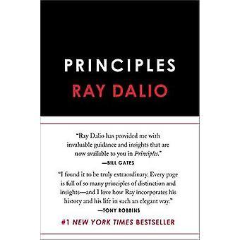Principer - liv och arbete av Ray Dalio - 9781501124020 bok