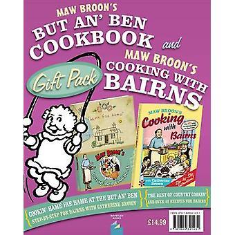 De Maw Broon mais un ' Ben et Maw Broon cuisine avec Bairns Colli cadeau