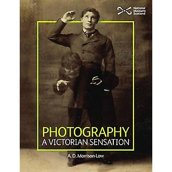 Photograph - A Victorian Sensation by Alison Morrison-Low - 9781905267