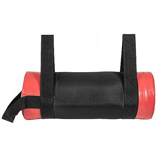 Fitness bag noir/rouge - Sac lest� 10kg