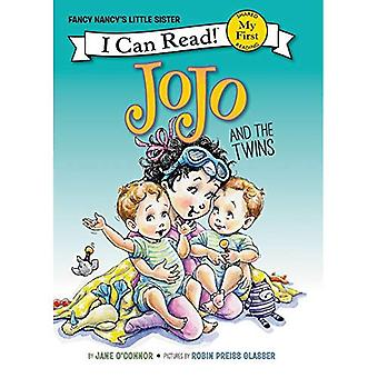 Fancy Nancy: JoJo and the Twins (My First I Can Read Book)