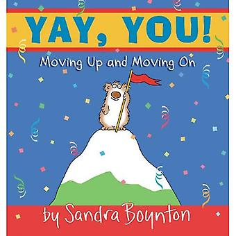 Yay, u!: verhuizen, omhoog te bewegen, bewegen op