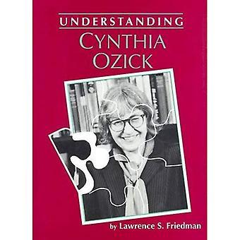 Begrip Cynthia Ozick (inzicht in hedendaagse Amerikaanse literatuur)