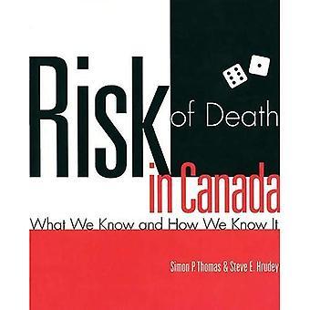 Risico op overlijden in Canada: wat We weten en hoe We het weten