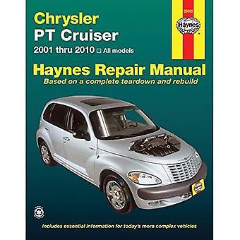 Manuel de réparation automobile Chrysler PT Cruiser: 2001-2010 (manuels de réparation automobile Haynes)