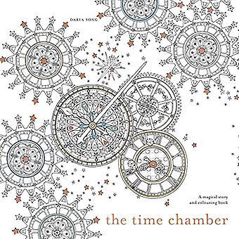 Die Zeit-Kammer: Eine magische Geschichte und Malbuch