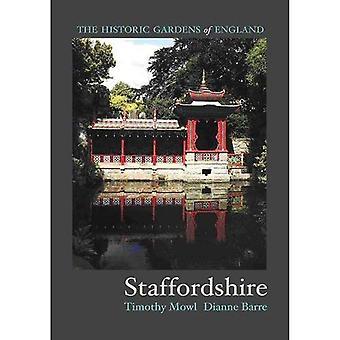 Gardens of Staffordshire (Historic Gardens of England)