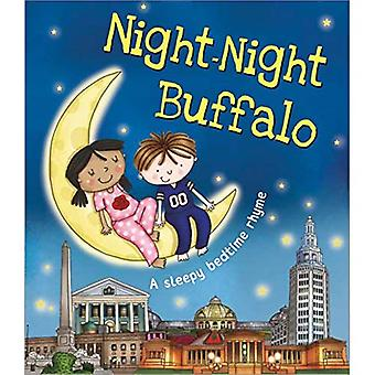Night-Night Buffalo [Board book]