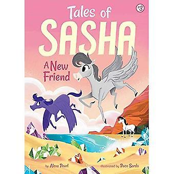 Tales of Sasha 3: A New Friend (Tales of Sasha)
