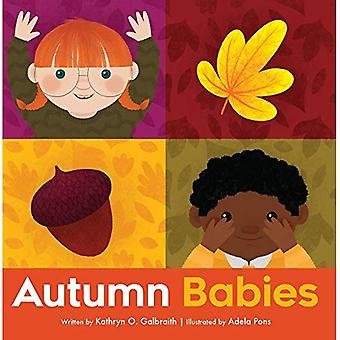 Autumn Babies (Babies in the Park) [Board book]