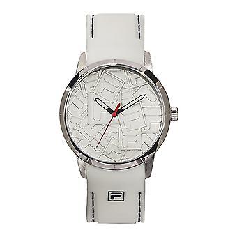 Fila Herren Uhr Armbanduhr ICONIC EVERYWHERE 38-186-001 Silikon