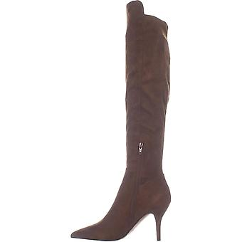 4f661be4208b36 Marc Fisher Womens Thora2 Pointed Toe Over Knee Fashion Boots