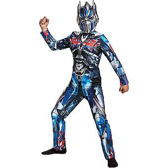 Classic Optimus Prime Child Costume