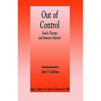 Terapia de Control familiar y desorden interno f. Gubrium y Jaber
