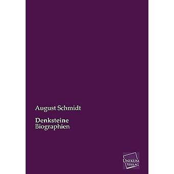 Denksteine by Schmidt & August