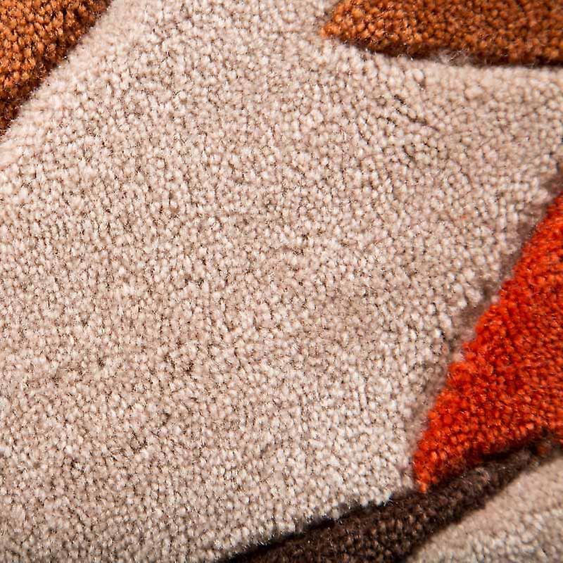 Dywany Nieskończone Splinter Pomarańczowy