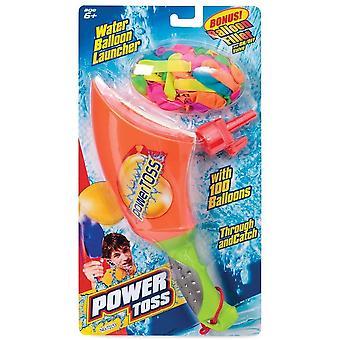Water bom Toss Pull-langs speelgoed