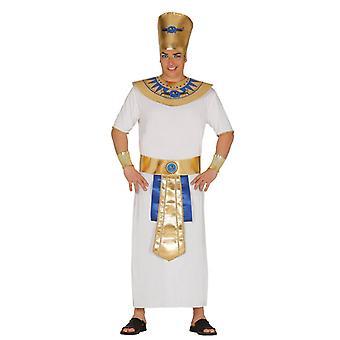 Mens ägyptischen Pharao, dem König Kostüm