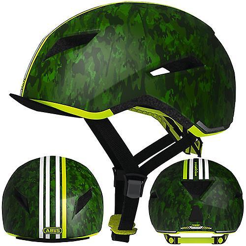 Abus Yadd-je  crougeition vélo casque     camou vert
