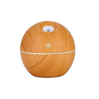 Humidifier, Ultrasonic Aroma 007-Light Wood