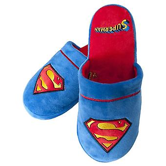 DC Comics Superman Classic Adult Mule Slippers