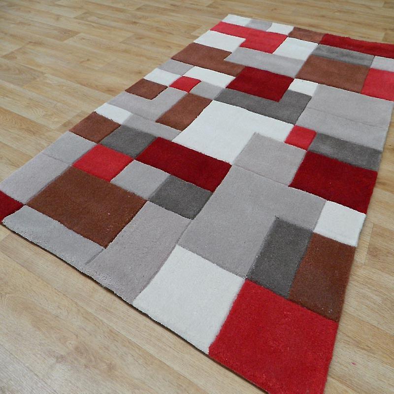 Alfombras - Picasso Geo - rojo