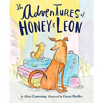 The Adventures Of Honey & Leon by Alan Cumming - 9780399557972 Book