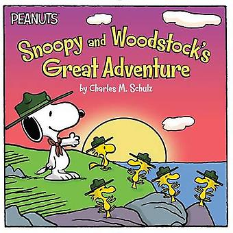 Snoopy and Woodstock's Great Adventure by Charles M Schulz - Scott Je
