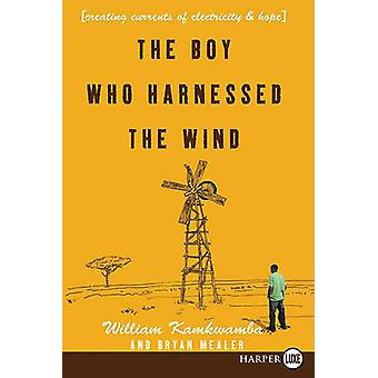 The Boy Who Harnessed the Wind LP - Creating Currents of Electricity a
