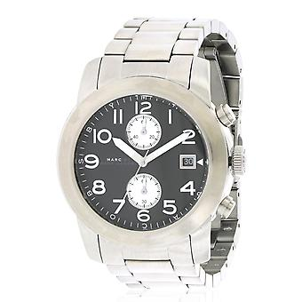 Marc by Marc Jacobs Larry Chronograph Stainless Steel Mens Watch MBM5050