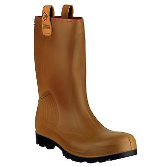 Dunlop Rig Air Safety Wellington Boots