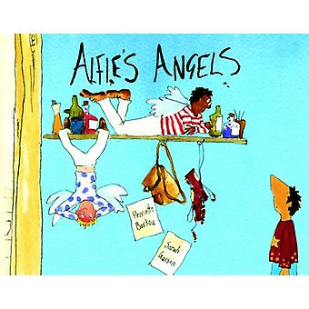 Alfie's Angels in Turkish and English by Henriette Barkow - 978185269