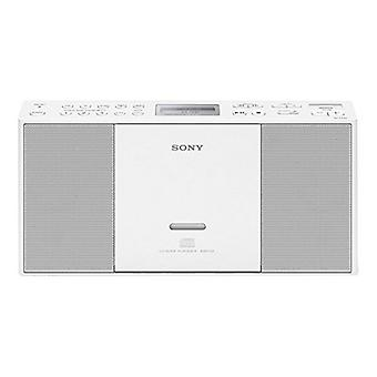 Mini Hifi Sony ZS-PE60 white