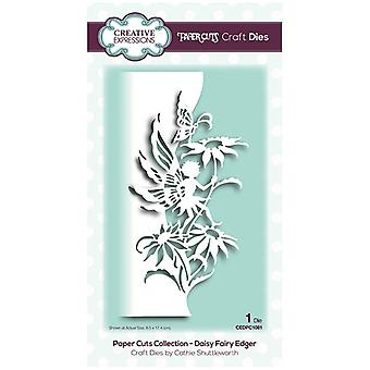 Creative Expressions Die Daisy Fairy Edger | Paper Cuts Collection
