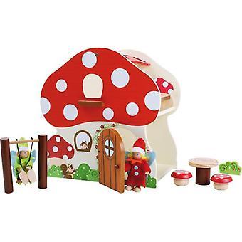 Legler Mushroom House