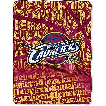 Northwest NBA Cleveland Cavaliers Micro Plush Blanket 150x115