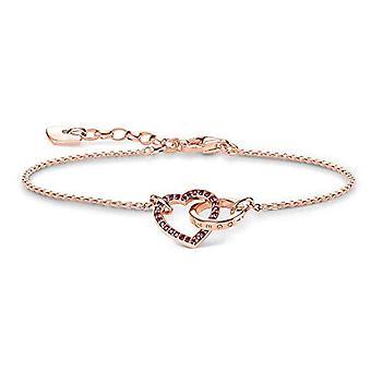 Thomas Sabo Silver Women's Ring Bracelet 925 A1648-540-10-L19v