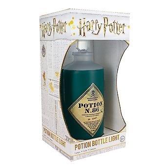 Luz de botella de poción de Harry Potter V2