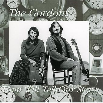 Gordons - Time Will Tell Our Story [CD] USA import