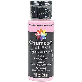 Ceramcoat Select Multi-Surface Paint 2oz-Cotton Candy 4000-04002