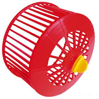 Voltrega VOL Hamster Plastic Wheel (Small pets , Cage Accessories , Exercise Wheels)