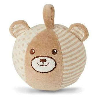 EverEarth Bear ball (Toys , Preschool , Babies , Soft Toys)