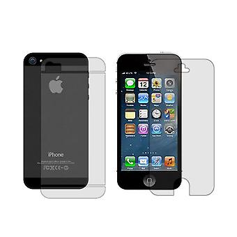 Anti-glare matte screen protector for iPhone 5 parts 2/5S