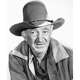 Røde elv Walter Brennan 1948 fotoutskrift