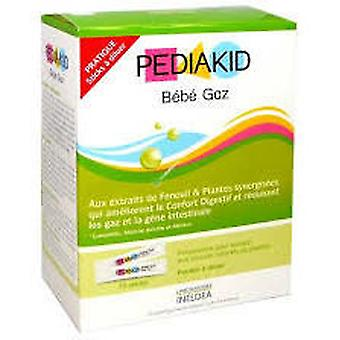 Ineldea Pediakid Drink Syrup 60Ml Bottle Gases.