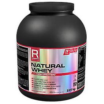 Refleks - naturlig Whey - vanilje - 2.2 kg