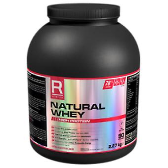 Reflex - Natural Whey - Vanilla -2.2kg
